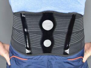 Rückenbandage Stützgürtel Rückengürtel Rückenschoner Rückenstabilisator R-101