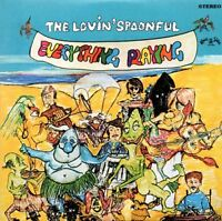 NEW CD Album The Lovin' Spoonful - Everything Playing (Mini LP Card Case)
