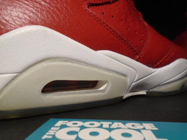 54e5ac188ee99c Nike Air Jordan 6 Retro Spizike Size 12 History HOJ Varsity Red ...