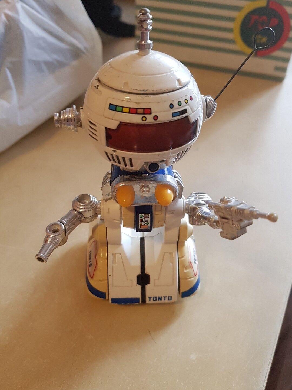 Robot Tonto anni 70 80