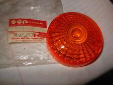 NOS Suzuki GT500 TS400 GS1100 GS1000 TS75 Turn Signal Lens 35612-28620 OEM