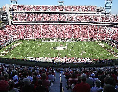 "Georgia Bulldogs Sanford Stadium NCAA College Football Photo 11""x14"" CHOICES"