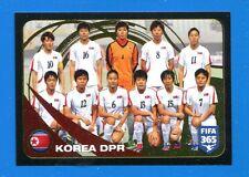 FIFA 365 2016-17 Panini 2017 Figurina-Sticker n. 294 - KOREA DPR WOMENS -New
