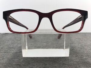 a57e9018b5 Foster Grant Eyeglasses PD58 TG0715 Roxanna WIN Red Flex-Hinge 8466 ...