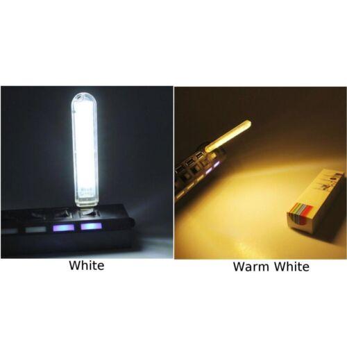 Alternative USB LED Light Camping Bedroom Power bank Car Portable Mini