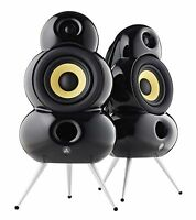 Podspeakers Smallpod Black Speakers For Stereo And Surround (pair) on sale