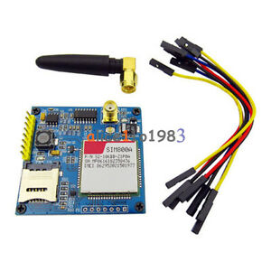 Details about SIM800A Development Board GSM/GPRS Module with STM32 Power  Supply Replace SIM900
