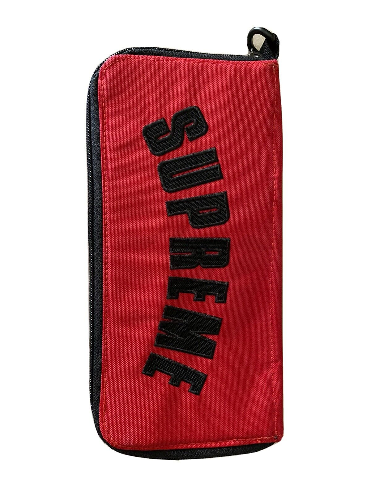 Supreme The North Face Arc Logo Organizer Red SS19