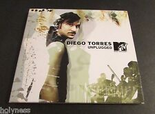 DIEGO TORRES / UNPLUGGED / CD / MINT
