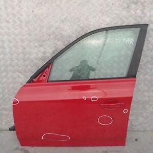 BMW-X3-Serie-E83-Porta-Anteriore-Sinistra-N-S-Karmesinrot-Cremisi-Rosso-A61