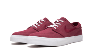 Nike-Zoom-Janoski-Size-8-Men-039-s-Trainers-SB-Skate-Shoes-Red-White