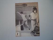 advertising Pubblicità 1965 CHINOTTO RECOARO