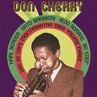 Live at Cafe Montmartre 1966, Vol. 3 [Digipak] by Don Cherry (Trumpet) (CD, Mar-2009, ESP-Disk)