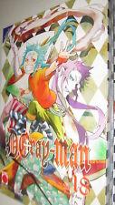 D Gray Man n.18 di Katsura Hoshino - D.Gray DGray Man - 1a Rist. Planet Manga