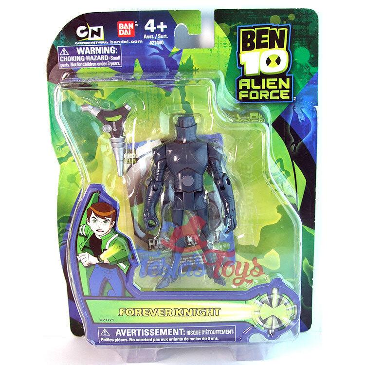 Ben 10 Alien Force Action Figure - Forever Knight
