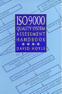 ISO 9000 Quality System Assessment Handbook by Hoyle, David, Acceptable Book (Pa