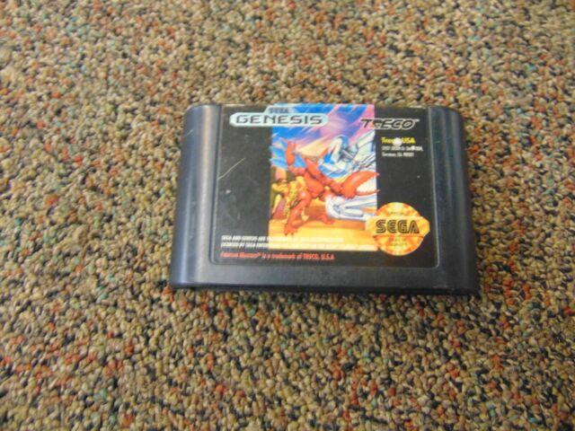 Fighting Masters (Sega Genesis, 1992) Game Cartridge only