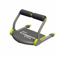 Wonder Core Smart Total Core Workout with Exercise DVD and Fitness Guide (Black/Green)