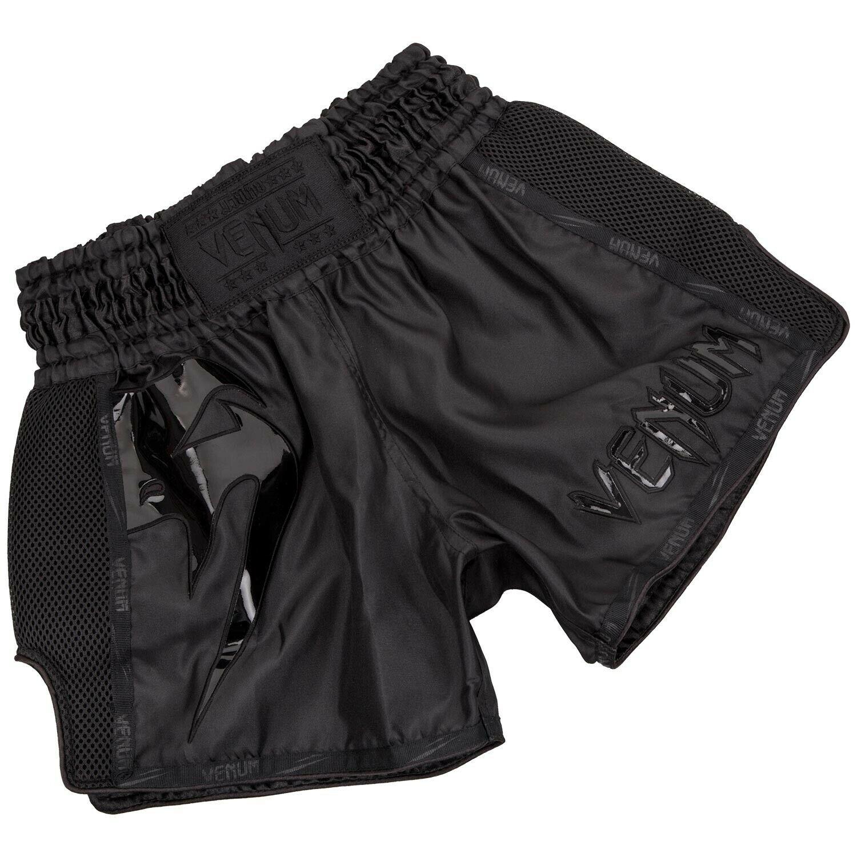 Venum Giant Pantaloncini Nero & Nero piccole