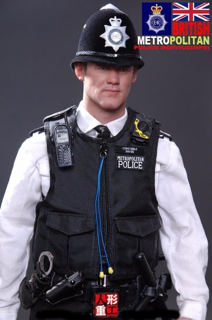 MODELING TOYS 1 6 BRITISH METROPOLITAN POLICE SERVICE (MPS) MMS9001 USA Dealer