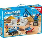 PLAYMOBIL City Action Construction Super Set 6144