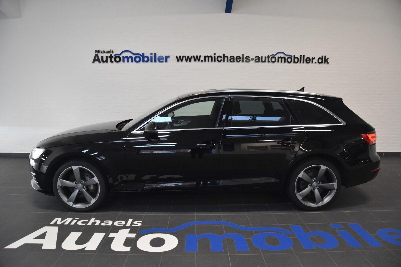 Audi A4 3,0 TDi 218 Sport Avant S-tr. 5d - 429.900 kr.