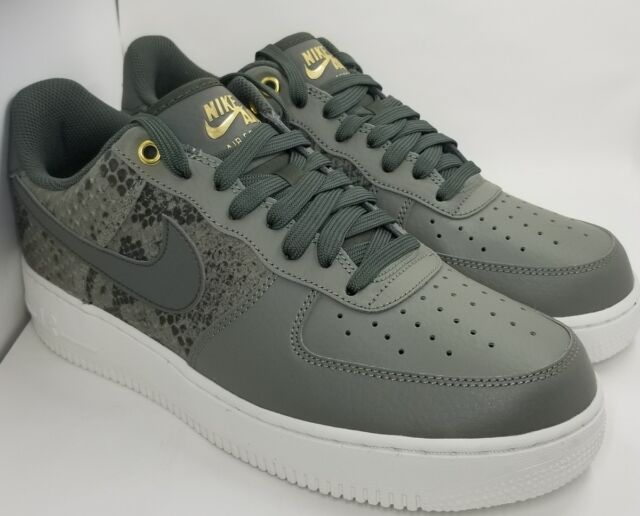 lowest price ea55e 50500 Nike Air Force 1 07 Lv8 Low Dark Stucco River Rock 823511-004 Mens Size 8