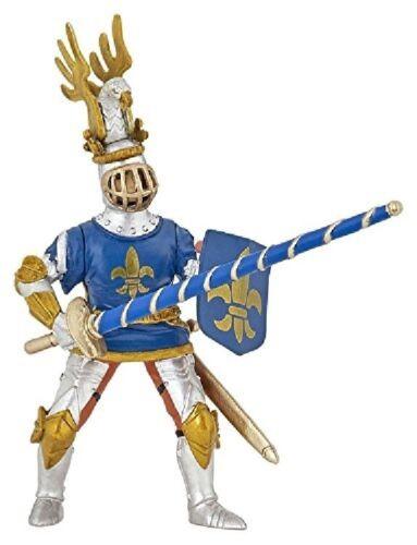 Papo 39788 Chevaliers Lily bleu 11 cm Ritterwelt