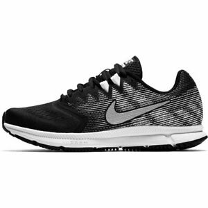 Details zu Nike Air Zoom Span 2 Men's Running Shoes Fitness Gym Trainers Black