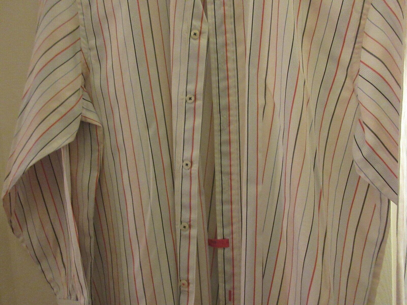 Tommy Bahama , Men's Long Sleeve Shirt , Size XL / TG ,
