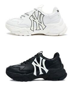 MLB x New York Yankees Baseball Big Ball Chunky une chaussure Fashion Baskets