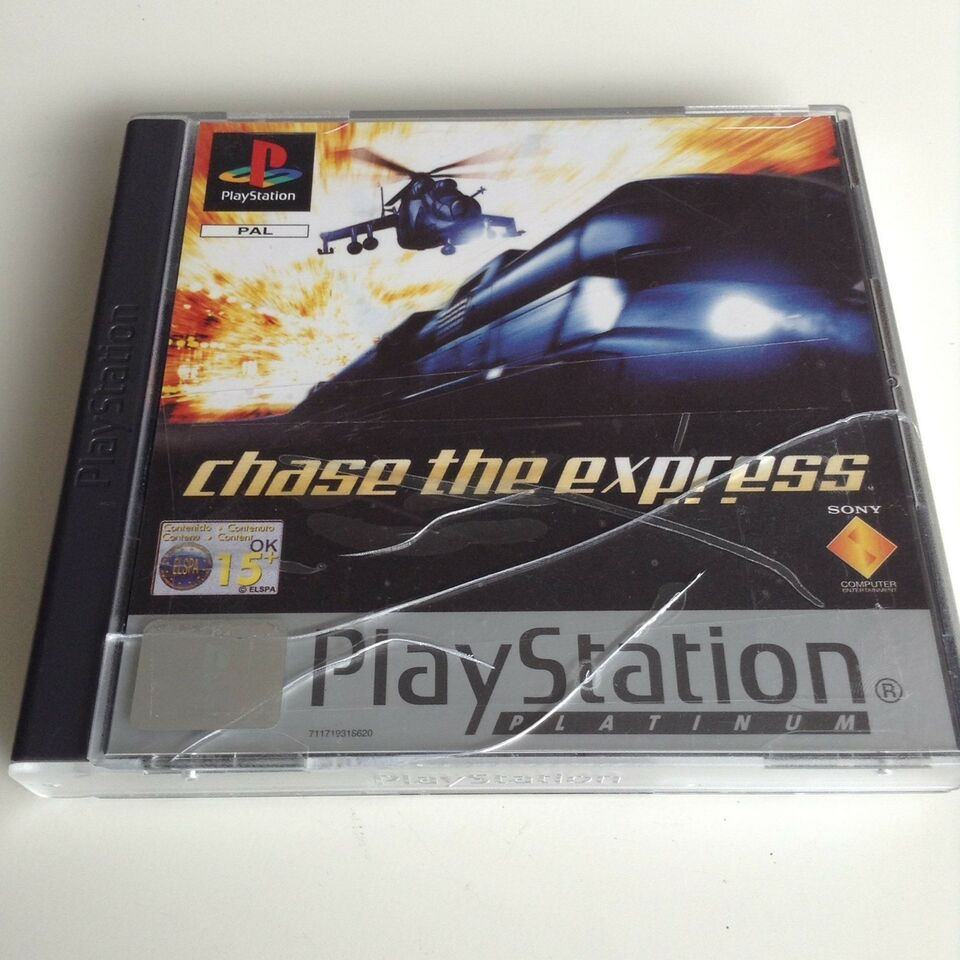 Chase The Express, PS, action
