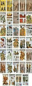 Tamiya-1-35-Military-Figures-New-Plastic-Model-Kit-1-35