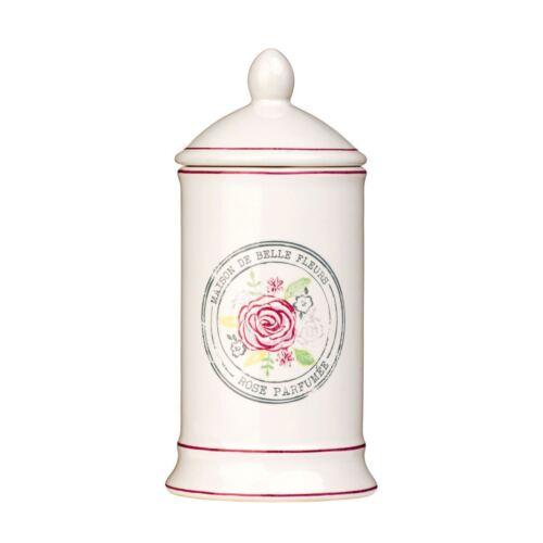 Bathroom Accessories Bath Dispenser Storage Set Ceramic Belle Cream Shabby Chic