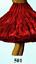 501 Malco Modes Square Dance Petticoat Crystal