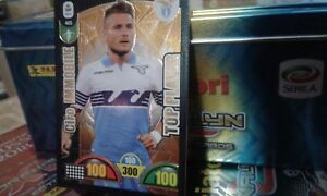 465 TOP PLAYER CALCIATORI PANINI ADRENALYN 2018//19 CIRO IMMOBILE CARD NR