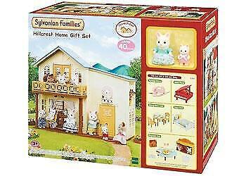Sylvanian Families Hillcrest Home Gift Set 5343