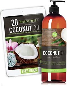 The Coconut Oil Miracle Ebook