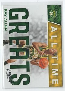 2016-17-Prestige-All-Time-Greats-4-Ray-Allen-Seattle-Supersonics