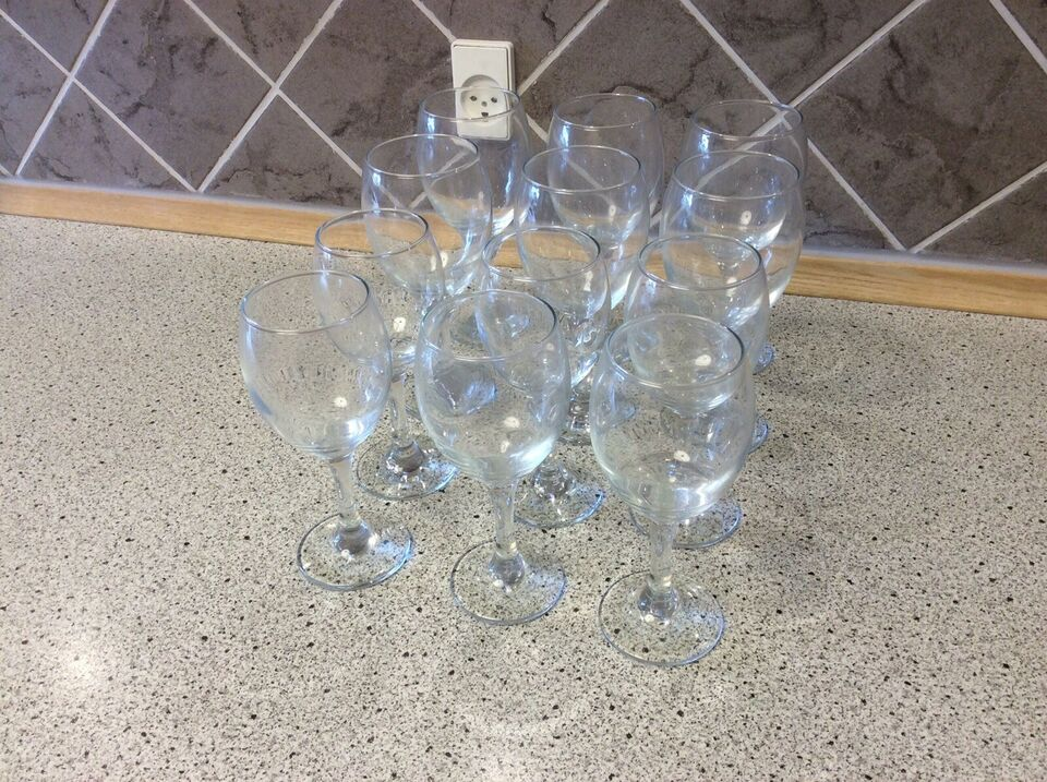 Glas, Vinglas, Ukendt