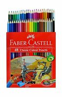 Faber Castell Premium Color Pencils 48 Colour Free Shipping