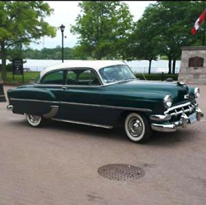 1954 Chevrolet Bel Air / 150 / 210 Chrome