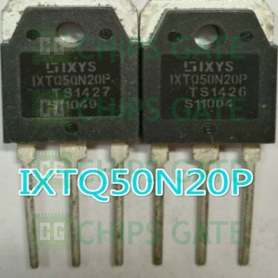 5 x IXTQ200N10T Power MOSFET TO-3P
