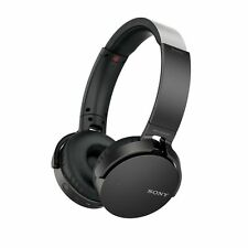 Sony MDR XB650BT ExtraBass Bluetooth Headphones| Black | NFC| Original SMP5