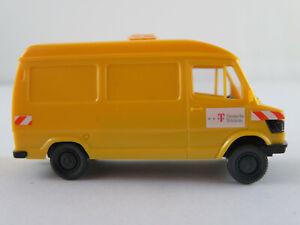 Wiking-280-Mercedes-Benz-207-D-1977-034-Deutsche-Telekom-034-1-87-H0-NEU-unbespielt