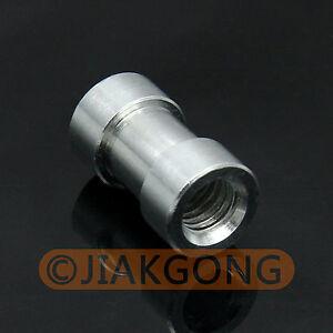 5-8-034-Spigot-stud-Adapter-with-1-4-034-amp-3-8-034-Female-screw
