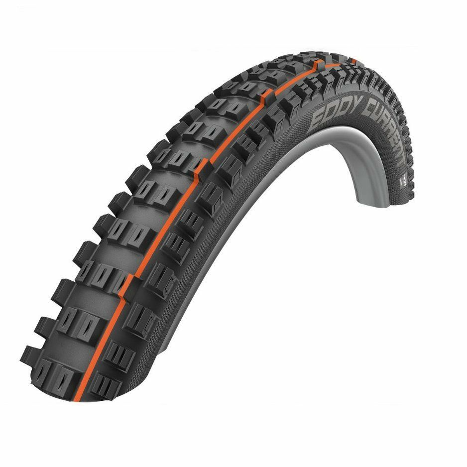 Eddy current front 29 x 2.40 addix soft evo super gravity tl easy SCHWALBE coper