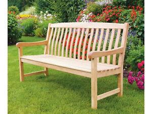 Image Is Loading Devon A Grade Teak 5 Feet Outdoor Garden