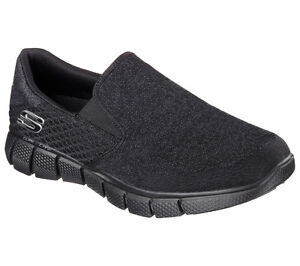Skechers-NERO-SHOES-MEN-039-S-Foam-Comfort-Slip-Memory-su-Casual-Mesh-Sneaker-51521
