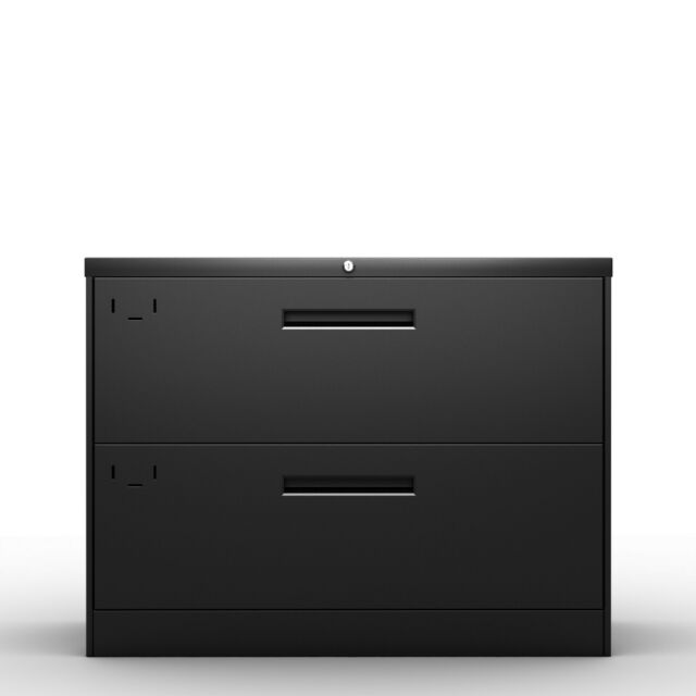 Vertical File Cabinets Storage With 2